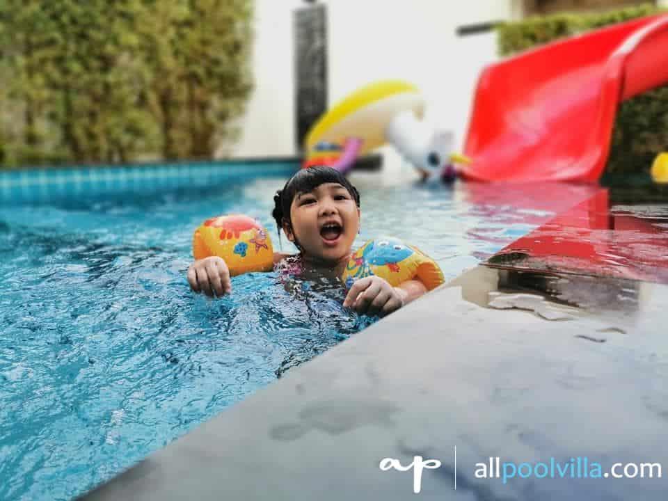 รีวิวจากลูกค้าบ้านพัก Garden Play Pool Villa หัวหิน - 3