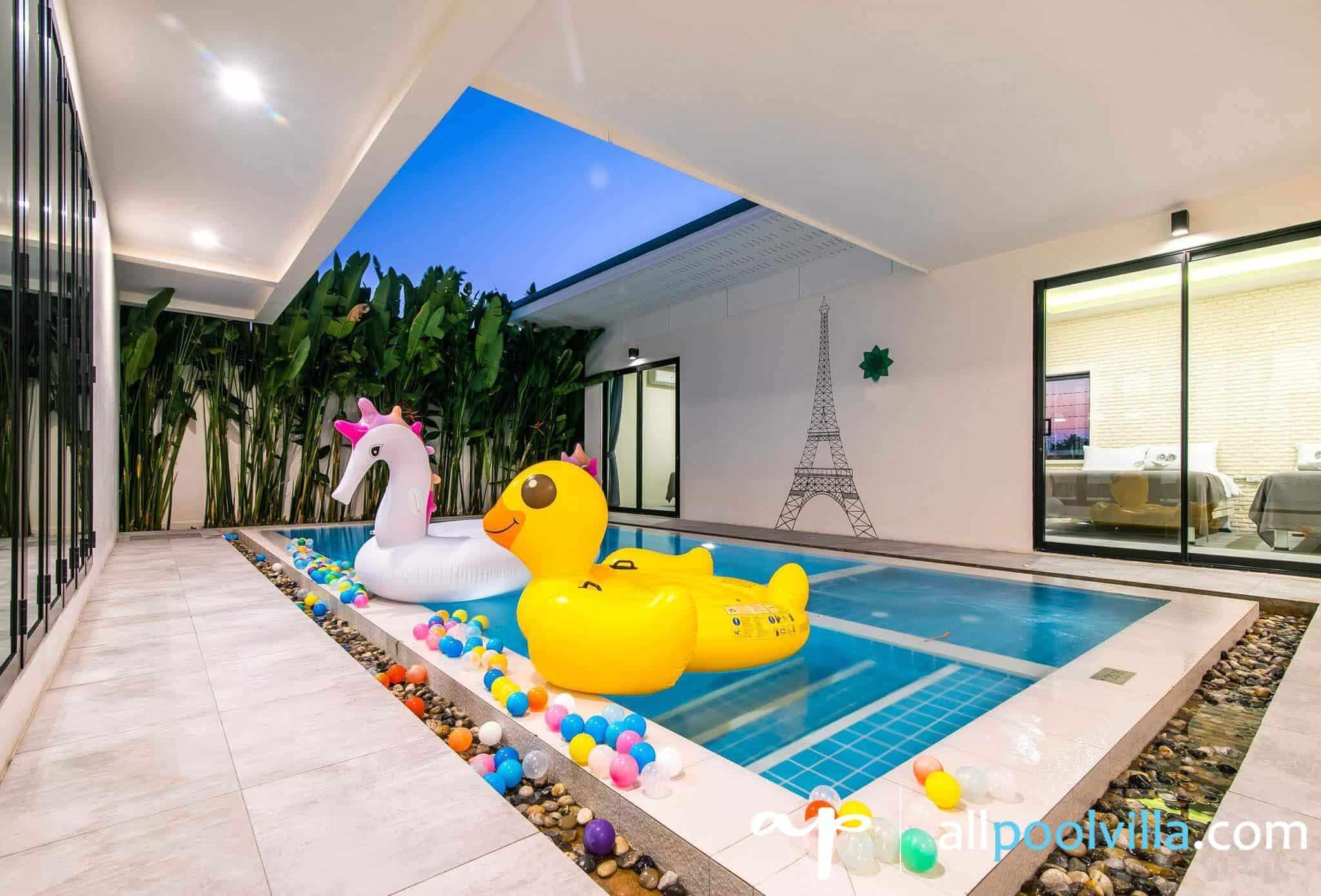 บรรยากาศบ้านพัก Luxury Villa – E หัวหิน-1