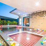 ภาพบรรยากาศบ้านพัก Luxury Villa – S5 หัวหิน-2
