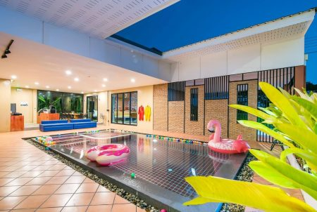 บ้านพักหัวหิน - Luxury Villa – S5