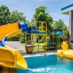 บรรยากาศบ้านพัก Happiness Pool Villa ชะอำ-3