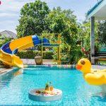 บรรยากาศบ้านพัก Happiness Pool Villa ชะอำ-4