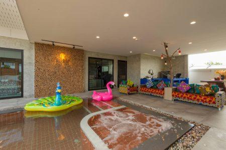 บ้านพักหัวหิน - Luxury Villa – S1