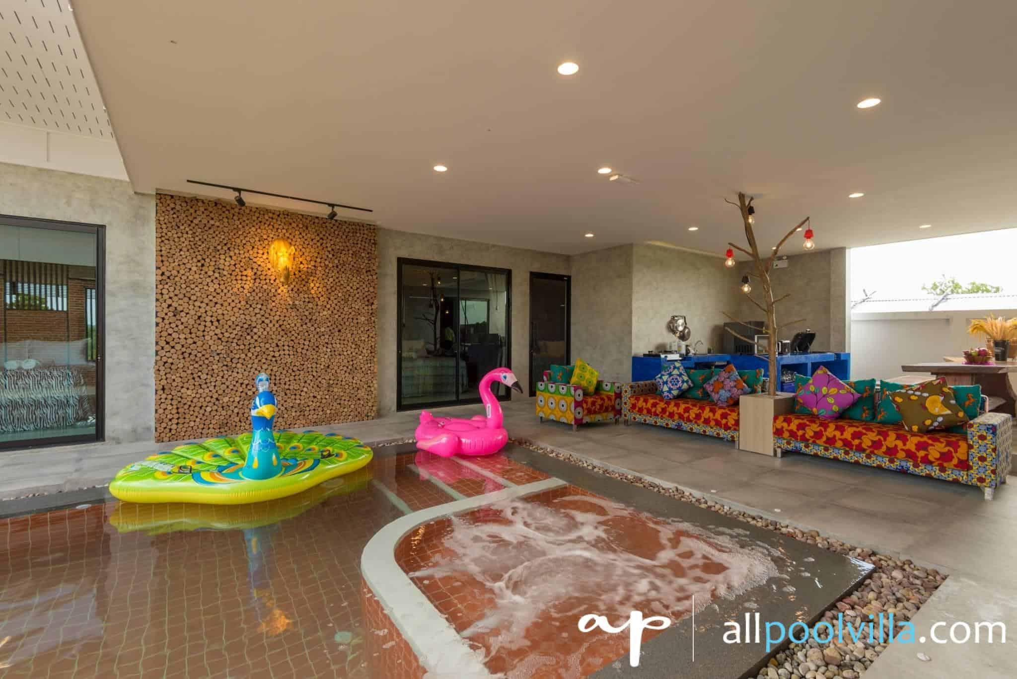 บรรยากาศบ้านพัก Luxury Villa – S1 หัวหิน-1