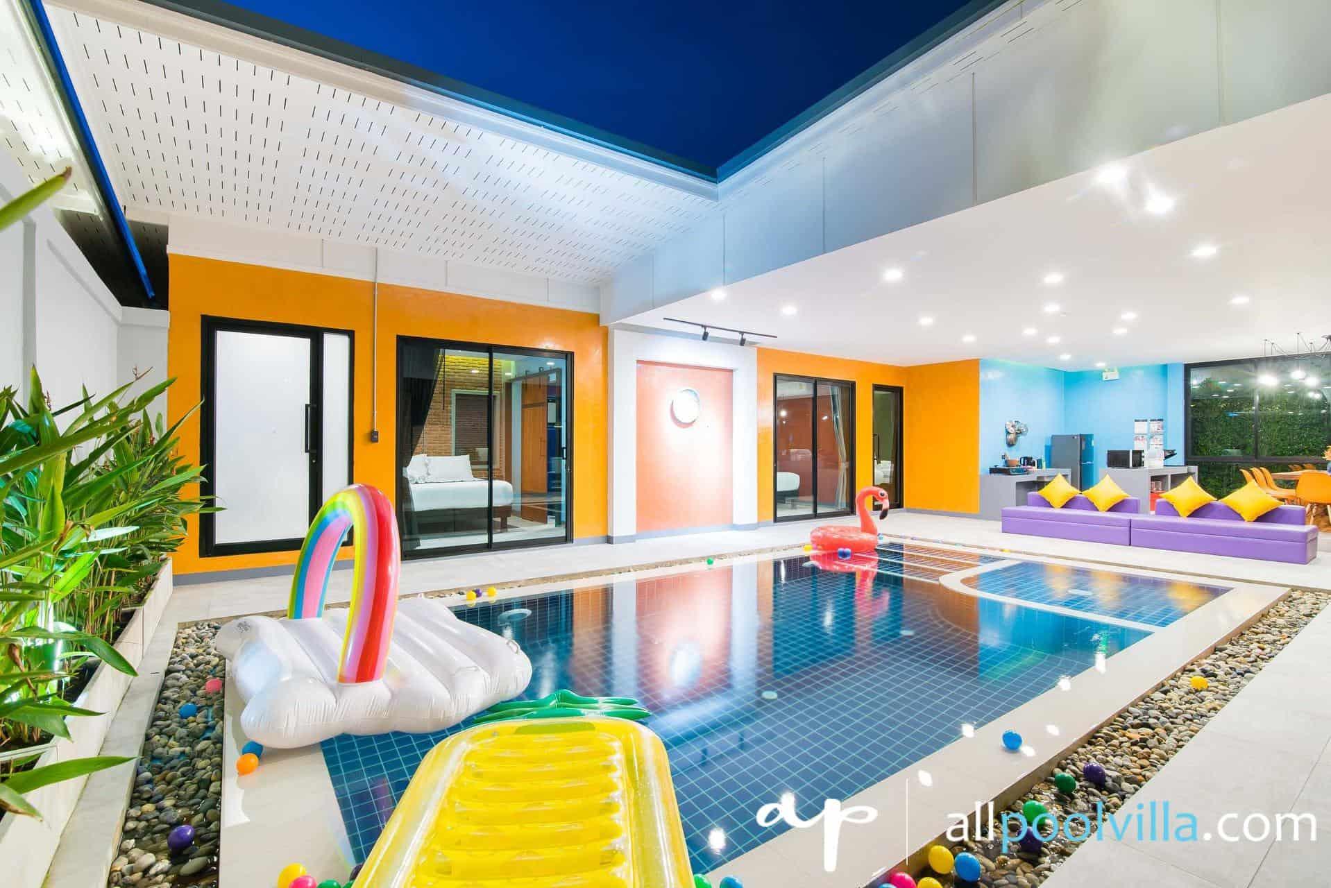 บรรยากาศบ้านพัก Luxury Villa – S2 หัวหิน-1