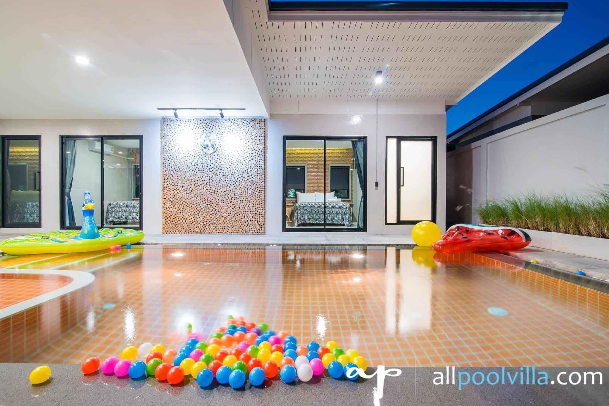 บรรยากาศบ้านพัก Luxury Villa – S7 หัวหิน-1