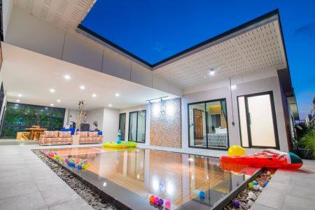 บ้านพักหัวหิน - Luxury Villa – S7