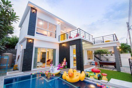 บ้านพักหัวหิน - O-2 POOL VILLA (1)