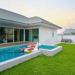 บรรยากาศบ้านพัก Marine-K Pool Villa ชะอำ-3