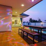ภาพบรรยากาศบ้านพัก Marine-K Pool Villa ชะอำ-6