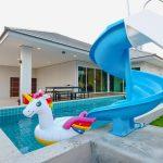 บรรยากาศบ้านพัก Marine-K Pool Villa ชะอำ-2