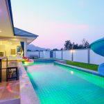 บรรยากาศบ้านพัก Marine-K Pool Villa ชะอำ-4
