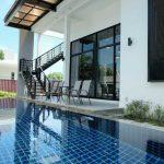 บรรยากาศบ้านพัก V – Grand Deluxe Villa หัวหิน-5