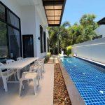 บรรยากาศบ้านพัก V – Grand Deluxe Villa หัวหิน-4