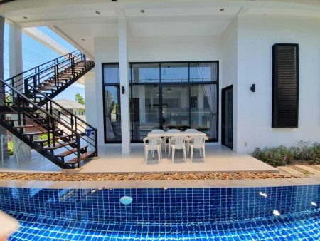 บ้านพักหัวหิน - V – Grand Deluxe Villa