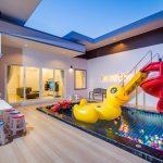 ภาพบรรยากาศบ้านพัก Garden Memo Pool Villa หัวหิน-4