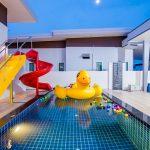 ภาพบรรยากาศบ้านพัก Garden Memo Pool Villa หัวหิน-5