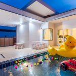 ภาพบรรยากาศบ้านพัก Garden Memo Pool Villa หัวหิน-3