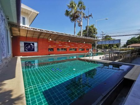 บ้านพักหัวหิน - Rock Beach Pool Villa