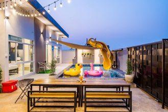 ภาพบรรยากาศบ้านพัก Grace Hua-Hin Villa หัวหิน-5