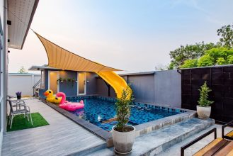 ภาพบรรยากาศบ้านพัก Grace Hua-Hin Villa หัวหิน-4