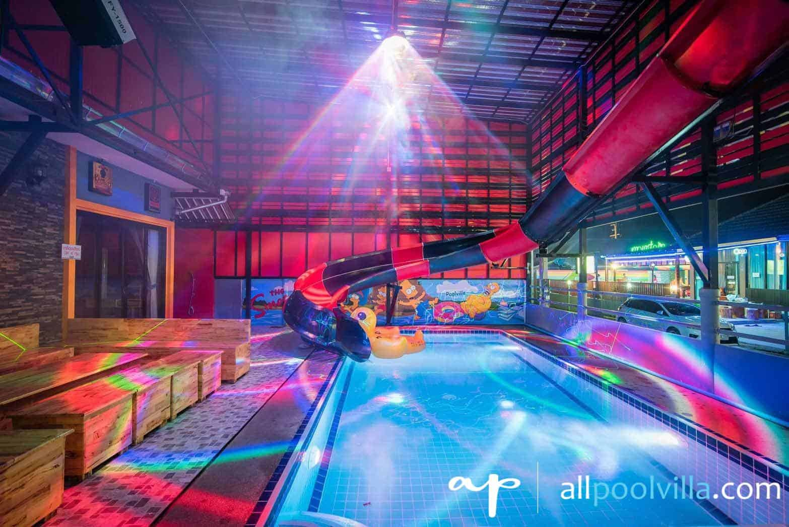 บรรยากาศบ้านพัก Lee – 1 Pool Villa ชะอำ-1