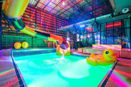 บ้านพักชะอำ - Lee – 2 Pool Villa