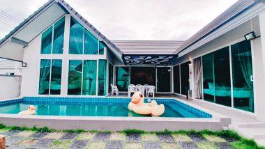 ภาพบรรยากาศบ้านพัก Marine 5 Pool Villa ชะอำ-5