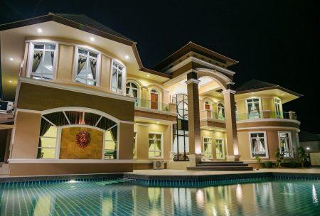 บ้านพักชะอำ - Golden Grace Luxury