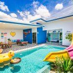 บรรยากาศบ้านพัก Happiness-2 Pool Villa หัวหิน-2