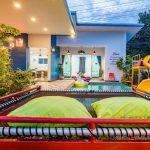 บรรยากาศบ้านพัก Happiness-2 Pool Villa หัวหิน-6