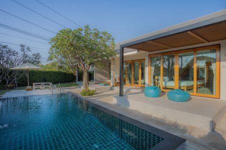 บ้านพักหัวหิน - Garden Peace Type 1
