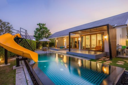 บ้านพักหัวหิน - Garden Peace Type 4