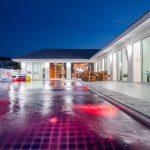 ภาพบรรยากาศบ้านพัก White Nicha Pool Villa หัวหิน-6