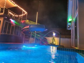 ภาพบรรยากาศบ้านพัก Holiday Pool Villa ชะอำ-6