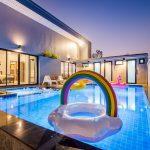 บรรยากาศบ้านพัก Rhythm Pool Villa หัวหิน-3