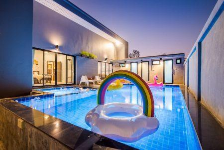 บ้านพักหัวหิน - Rhythm Pool Villa