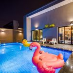 บรรยากาศบ้านพัก Rhythm Pool Villa หัวหิน-4