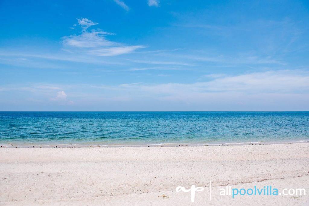 ส่วนกลางและหาดใกล้บ้าน Vena