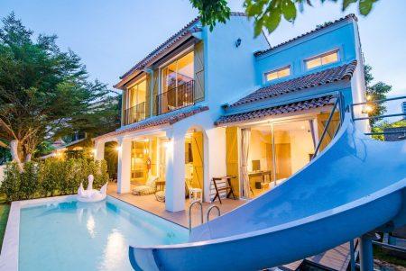 บ้านพักหัวหิน - Vena Beach Hua Hin – Blue Sky
