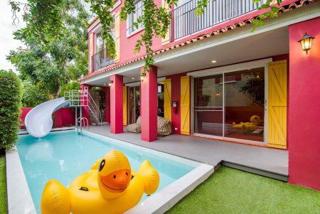 บ้านพักหัวหิน - Vena Beach Hua Hin – Red
