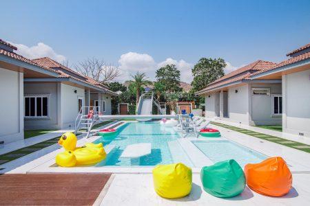 บ้านพักหัวหิน - Sense – 1 Pool Villa