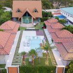 ภาพบรรยากาศบ้านพัก Sense – 1 Pool Villa หัวหิน-5
