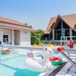 บรรยากาศบ้านพัก Sense – 1 Pool Villa หัวหิน-2