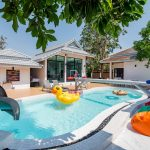 ภาพบรรยากาศบ้านพัก Sense – 2 Pool Villa หัวหิน-3