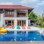 ภาพบรรยากาศบ้านพัก Breezy Beach Pool Villa หัวหิน-3