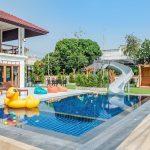 ภาพบรรยากาศบ้านพัก Breezy Beach Pool Villa หัวหิน-2