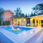 ภาพบรรยากาศบ้านพัก Cher Pool Villa เขาใหญ่-2