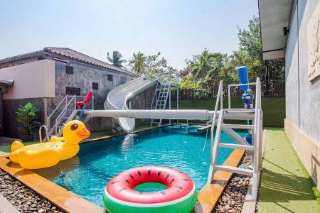 บ้านพักหัวหิน - Chang Pool Villa