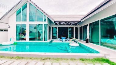 ภาพบรรยากาศบ้านพัก Marine 6 Pool Villa ชะอำ-2
